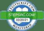 STEPSRC log